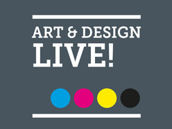 Why choose our Art & Design LIVE! event