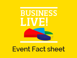 Download a Business LIVE!  fact sheet now